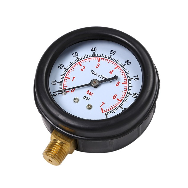 Car Motor Multi-Function Gas Engine Compression Cylinder Pressure Tester@1