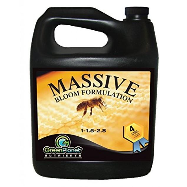 Massive 4 Liter
