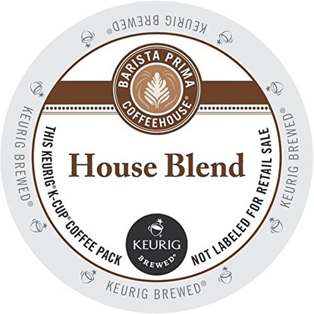 Green Mountain Coffee Barista Prima House 96 count