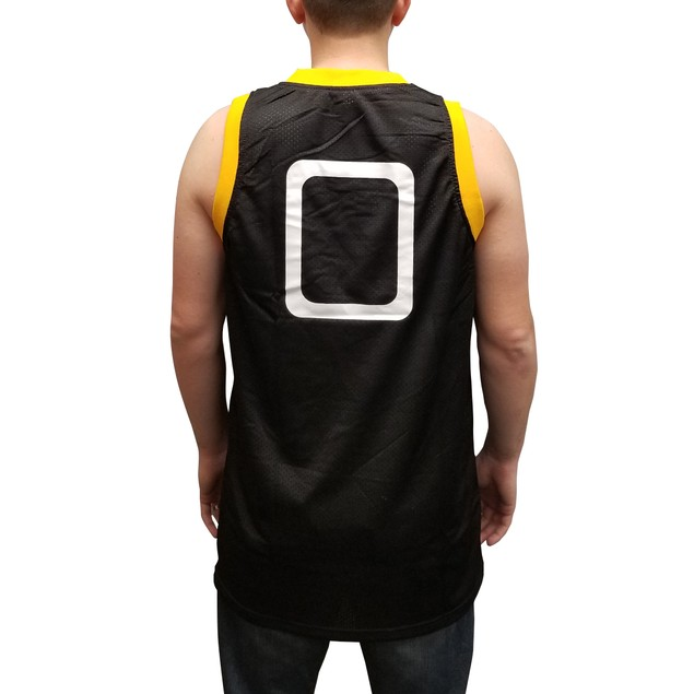 Monstars #0 Basketball Jersey