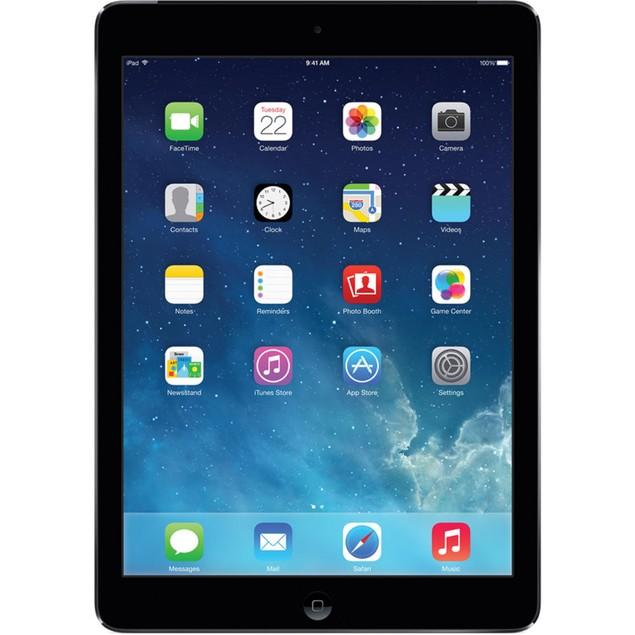 """Apple 9.7"""" iPad Air MF520LL/A 32GB SSD - Grade B"""
