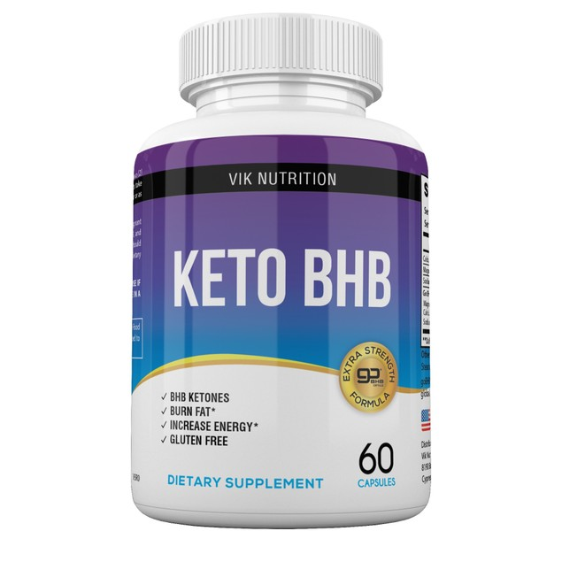 KETO BHB Weight Loss Ketogenic Supplements for Women and Men