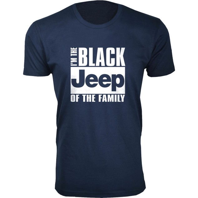 Men's I'm The Black Jeep of The Family T-Shirts