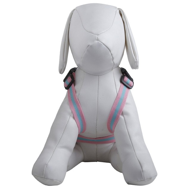 Reflective Mesh Dog Harness With Built-in Pouch