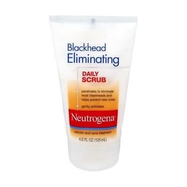 Neutrogena Blackhead Eliminating Daily Scrub, 4.2 Ounce