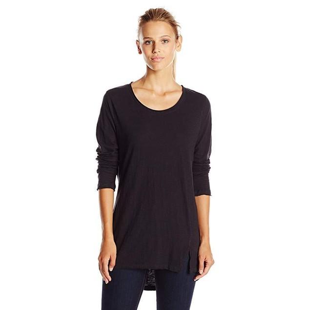 prAna Women's Stellan Tunic, SZ X-Small, Black