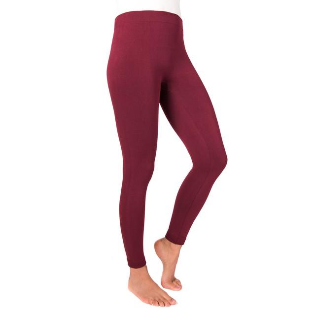 MUK LUKS ® Women's 1-Pair Solid Leggings
