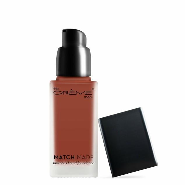 The Crème Shop Korean Makeup Match Made Luminous Liquid Foundation 43