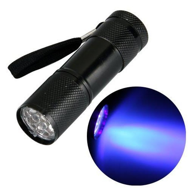 9-LED Flashlighht
