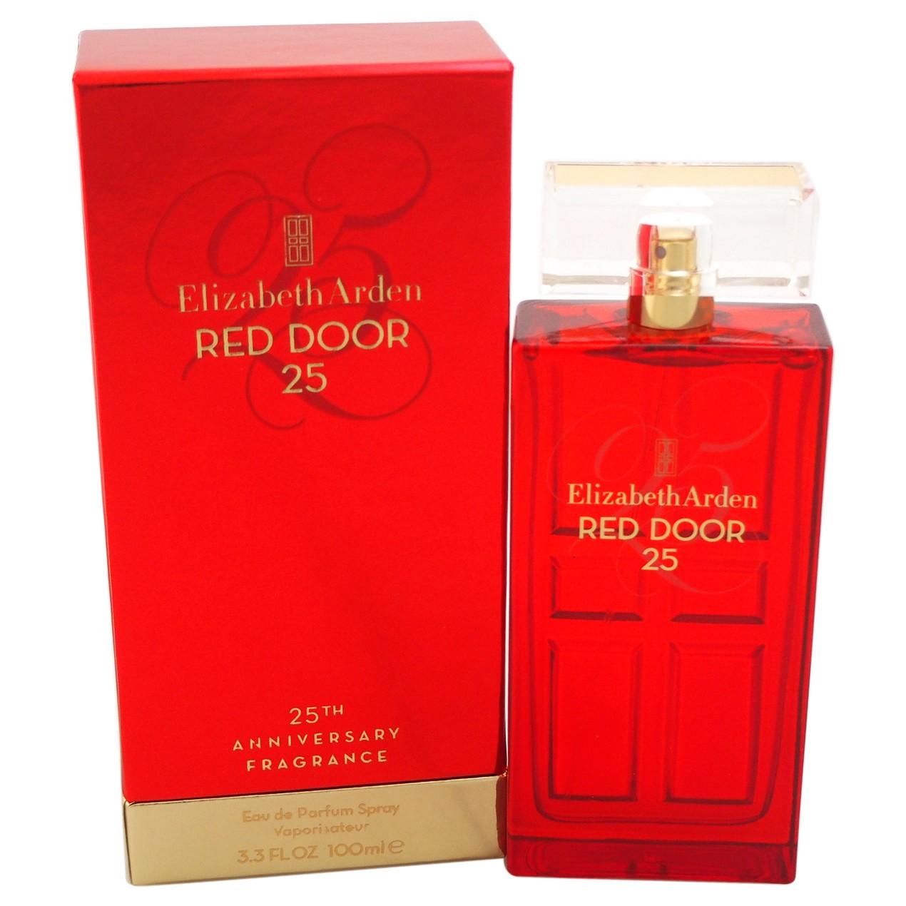 Red Door 25 Elizabeth Arden 33oz Edp Spray 25th Anniversary