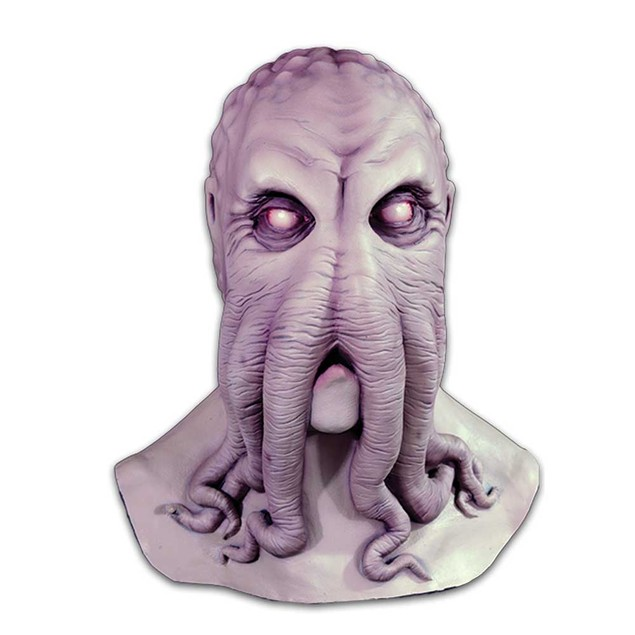 Lovecraft Cthulu Mask