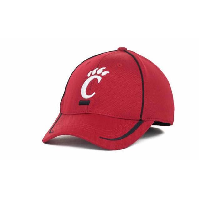 "Cincinnati Bearcats NCAA TOW ""Endurance Pro"" Stretch Fitted Hat"