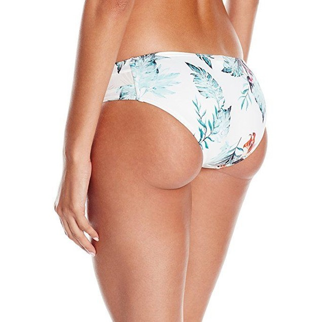 Roxy Women's Shady Palm 70's Bikini Bottom Sz: XS