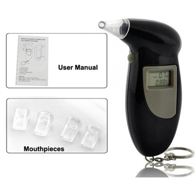 Digital Breathalyzer