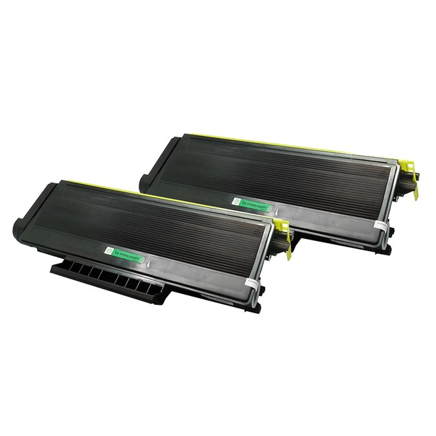 Brother TN650 Compatible Toner - 2 Pack