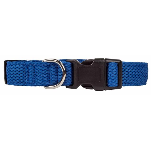 Pet Life 'Aero Mesh' 360 Degree Breathable Adjustable Mesh Dog Collar