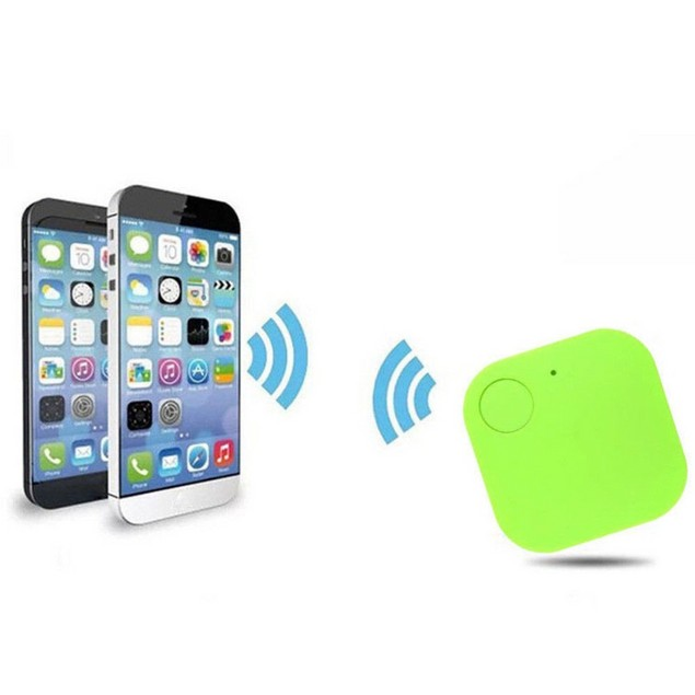 Anti-Lost Theft Device Alarm Bluetooth Remote GPS Tracker