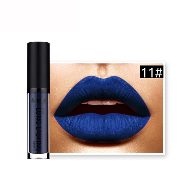 Waterproof Matte Liquid Lipstick