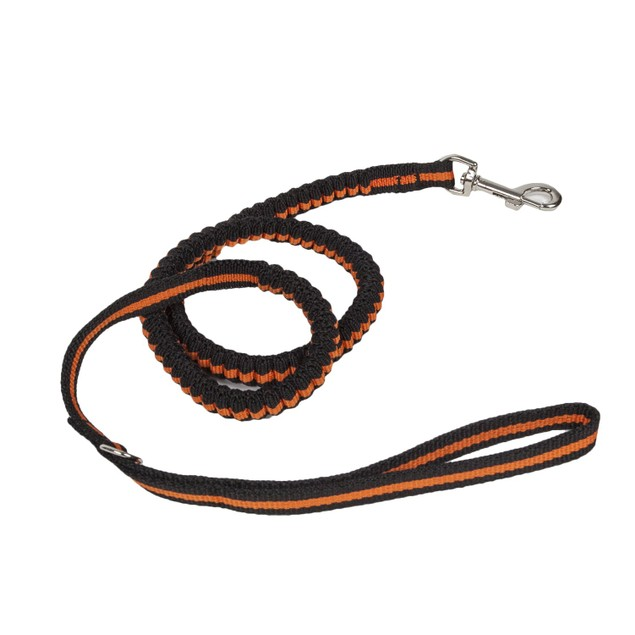 Pet Life Retract-A-Wag Shock Absorption Stitched Durable Dog Leash