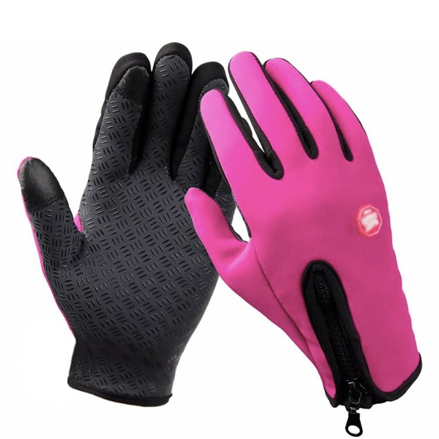 Outdoor Sports Cycling Motorcycle Ski Gloves Windstopper Touch Gloves