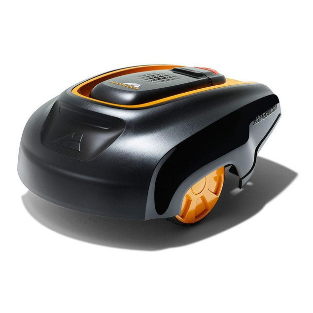 """McCulloch 7"""" ROB 1000 Robotic Lawn Mower (Up to 1/4 Acre)"""