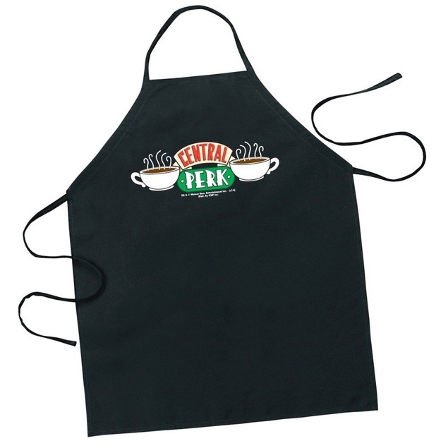 Friends Central Perk Apron Rachel Green Waitress Costume TV F-R-I-E-N-D-S
