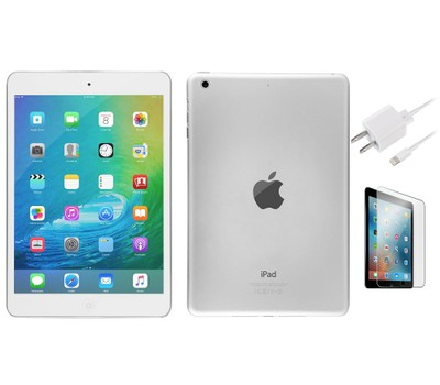 Apple iPad mini 2 Bundle 16GB (Case, Charger, Screen Protector) Was: $299 Now: $199.99.
