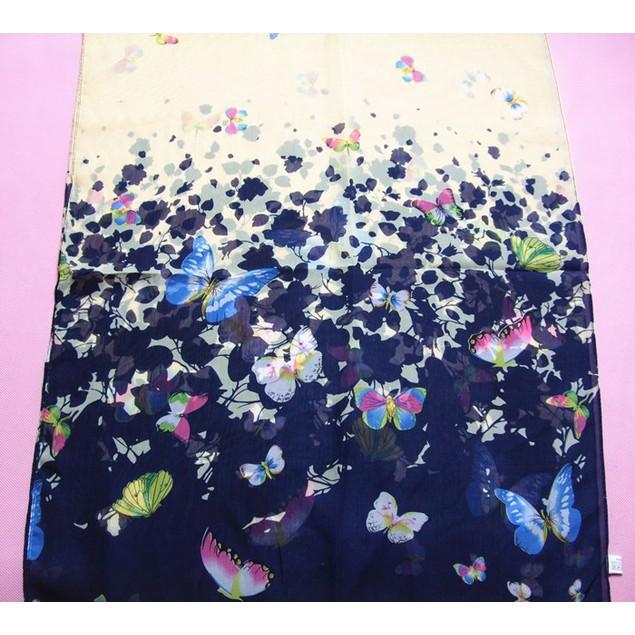 Women's Butterfly Chiffon Scarf Wrap