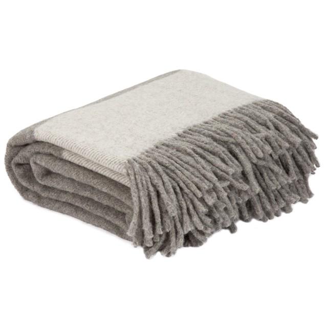 Lavish Home 100% Australian Wool Throw