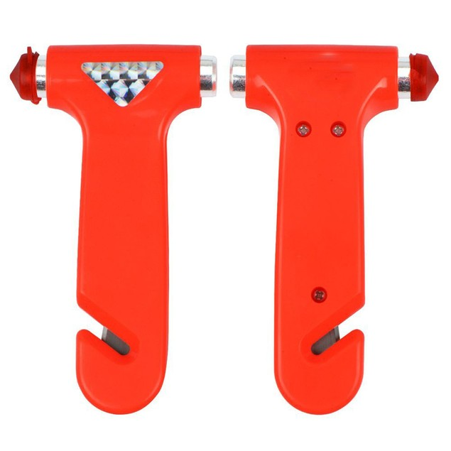 Seatbelt Cutter Window Breaker Emergency Escape Tool @2