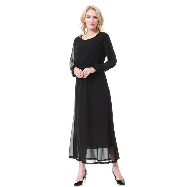 Islamic dress abaya in dubai kaftan#CL180702W01