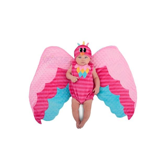 Swaddle Wings Sweet Owl Princess Paradise Costume Baby Newborn Halloween