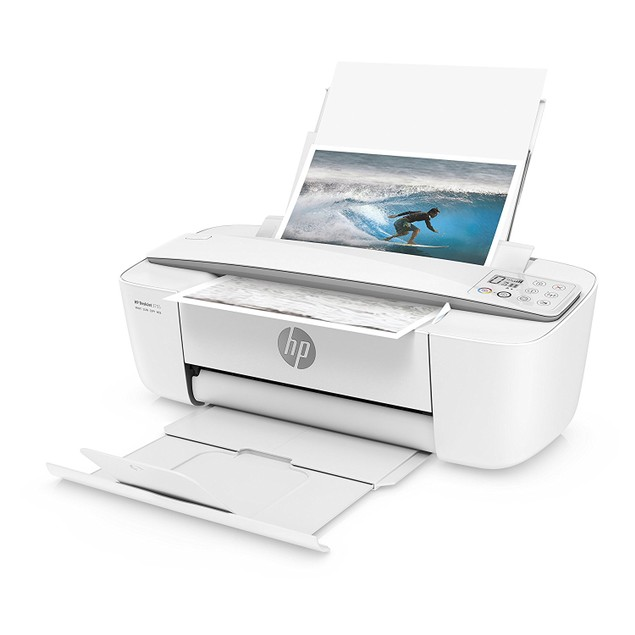 HP DeskJet 3755 Compact All-in-One Photo Printer with ...
