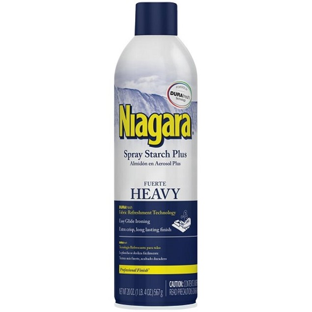 Niagara Heavy Spray Starch 6 Pack