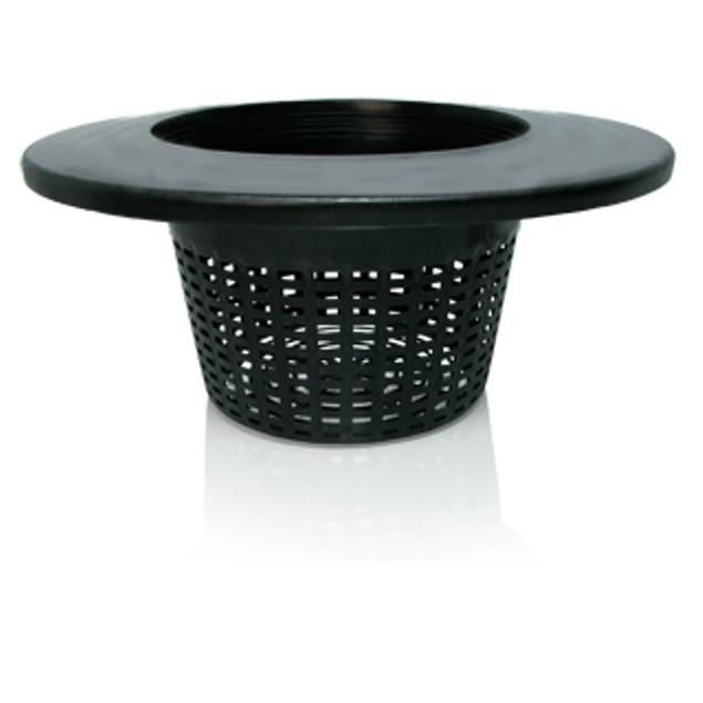 """Wide Lip Bucket Basket, 6"""", case of 25"""