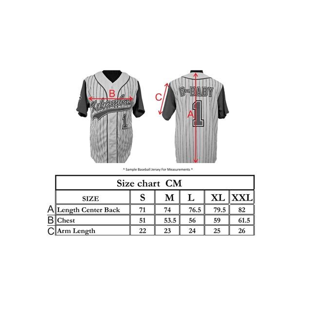 Kelly Leak #3 Bears Baseball Jersey