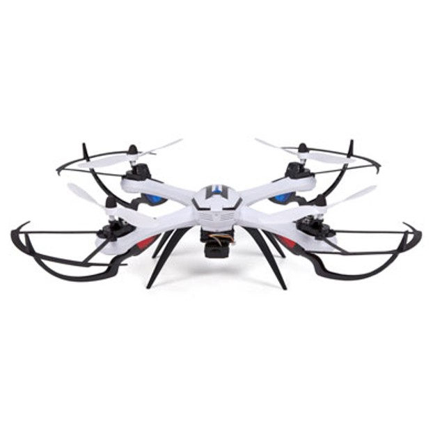 Prowler Spy Drone Video Camera & Photo 2.4GHz RC Quadcopter