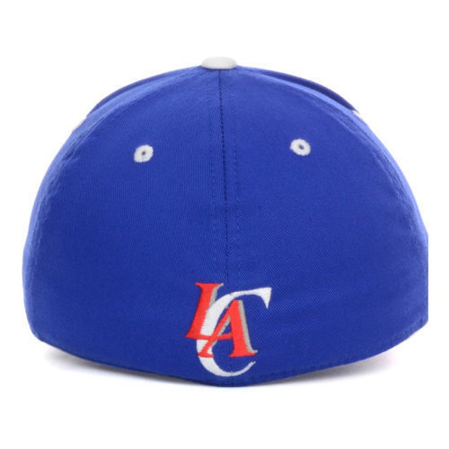 "Los Angeles Clippers NBA Adidas ""Practice"" Youth Flex Fitted Hat"