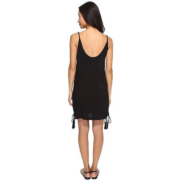 Hurley Women's Bouquet Dress Black Dress