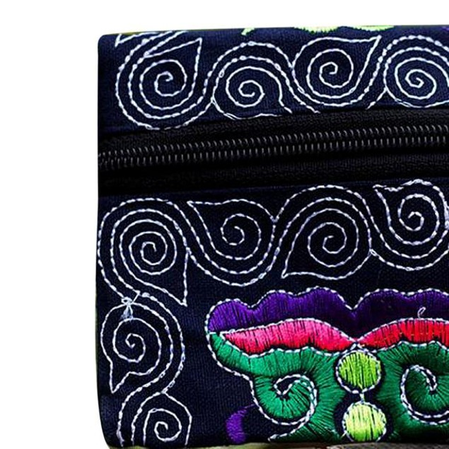 Women's Handmade Vintage Purse Wallet