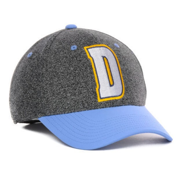 "Denver Nuggets NBA Adidas ""Center Court"" Stretch Fitted Hat"
