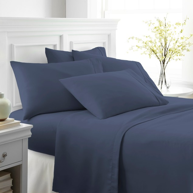 Urban Loft Luxury Performance 6 Piece Bed Sheet Set