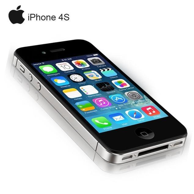 Apple iPhone 4s GSM Unlocked 8GB 16GB 32GB 64GB Black White