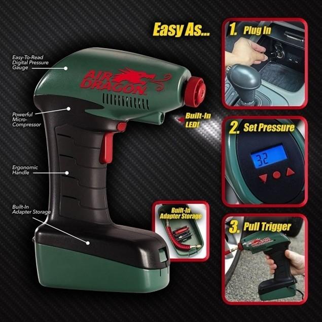 Air Dragon Portable Air Compressor