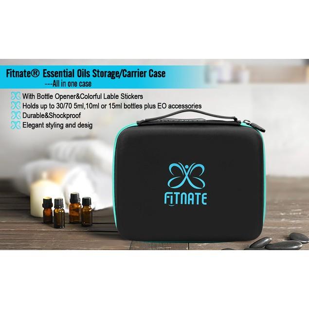 FITNATE Essential Oils Storage for 30Bottles - Essential Oils carrying case