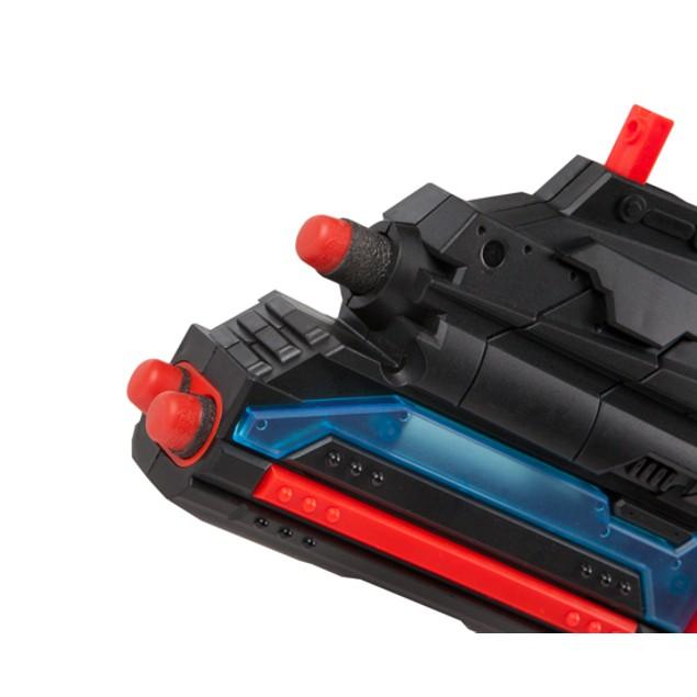 World Tech Warrior Spring Pump Action Nomad Dart Blaster