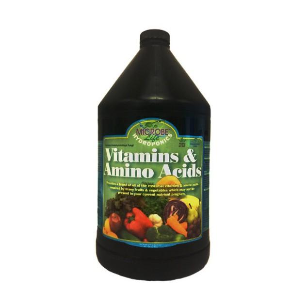 Microbe Life Vitamins & Amino Acids, 1 gal