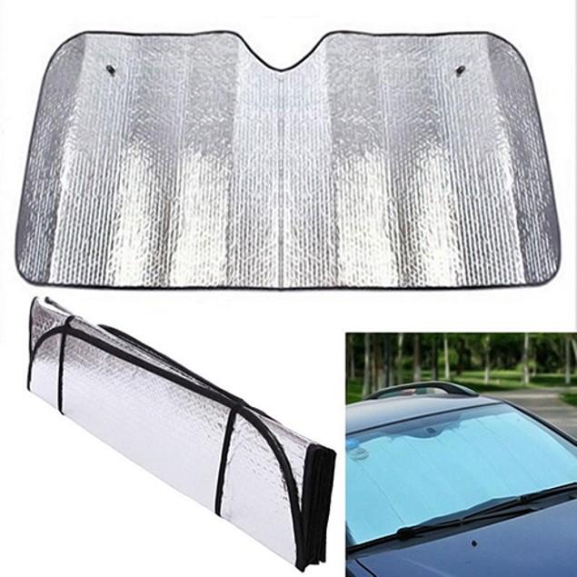 1Pc Foldable Car Windshield Visor Cover