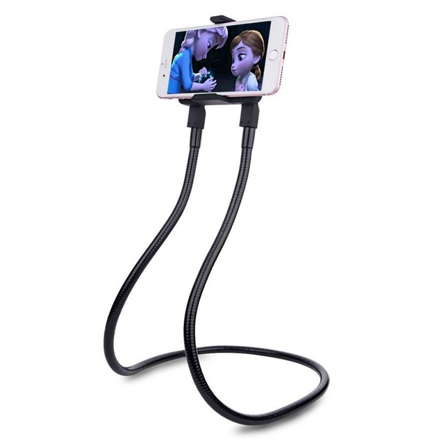 Universal Adjustable Neck Phone Holder Mount