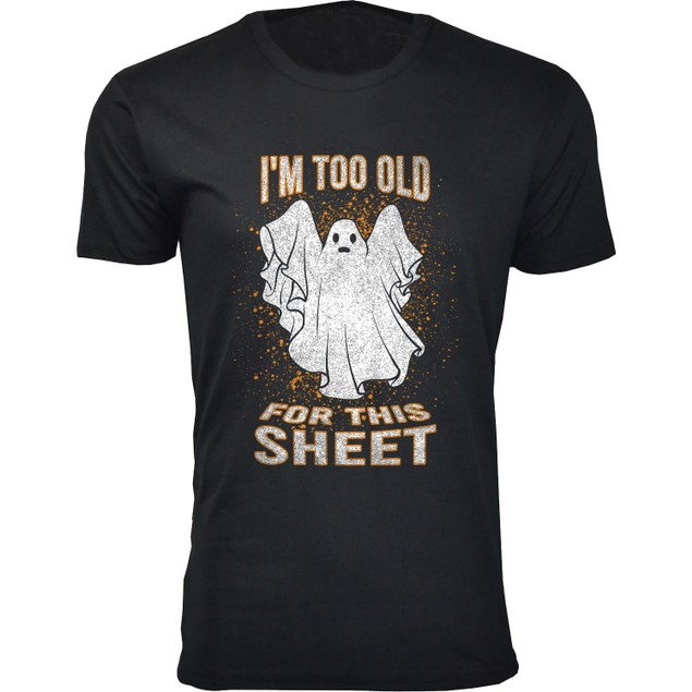 Men's Awesome Halloween T-Shirts